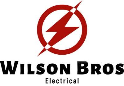 Wilson Bros Electrical Logo